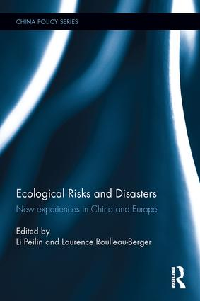 """""""Ecological risks and disasters in China and in Europe"""""""